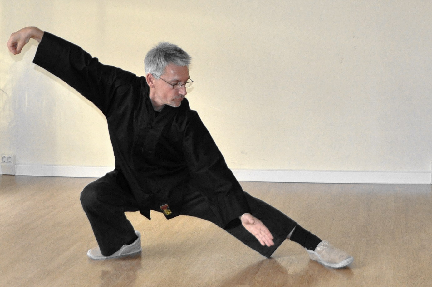 Heiko Förster, teacher for Tai Chi and Qi Gong